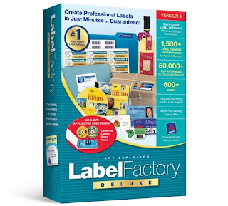 Label Factory Deluxe Portable