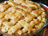 THE BEST APPLE PIE EVER