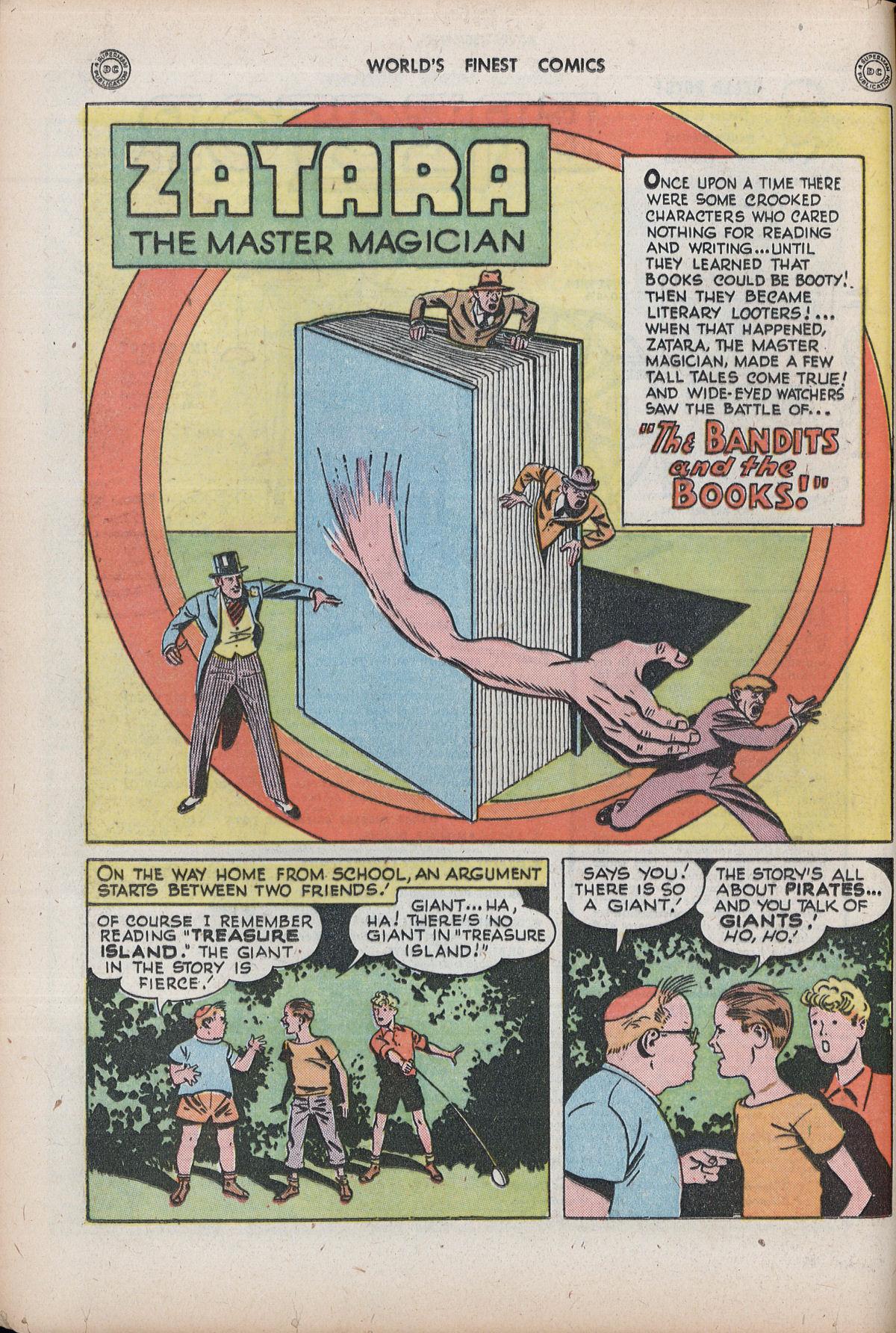 Read online World's Finest Comics comic -  Issue #32 - 28