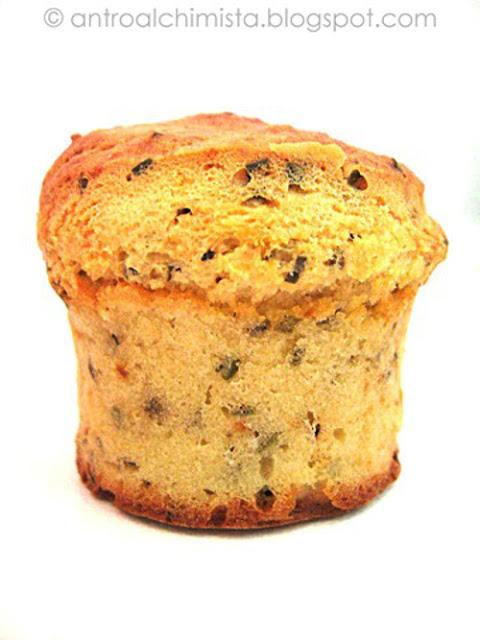 Muffins Salati alle Erbe Fini e Gruyère