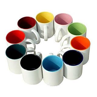 mug warna warni