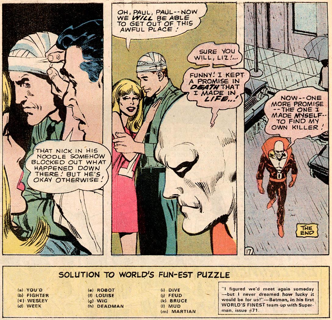 Read online World's Finest Comics comic -  Issue #226 - 70