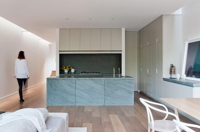Современный и элегантный дом в Мельбурне от Robson Rak Architects