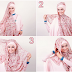 5 Cara Mudah Memakai Jilbab Segi Empat Syar'i Terbaru