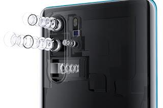 Huawei P30 Pro, Ponsel 4 Kamera Yang Canggih