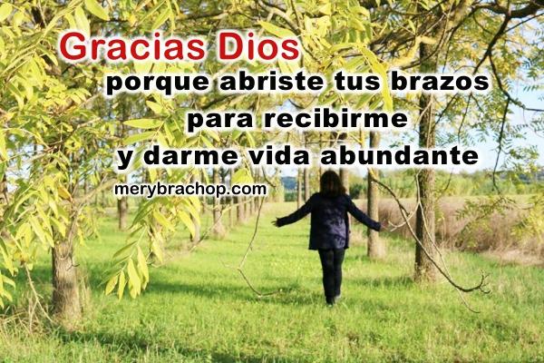 Gracias mi Dios porque me escogiste. Oración de acción de gracias a Dios. Palabras de agradecimiento a Dios por escogerme.  Dios es mi padre, yo soy su hijo amado.  Dios me ama mucho.