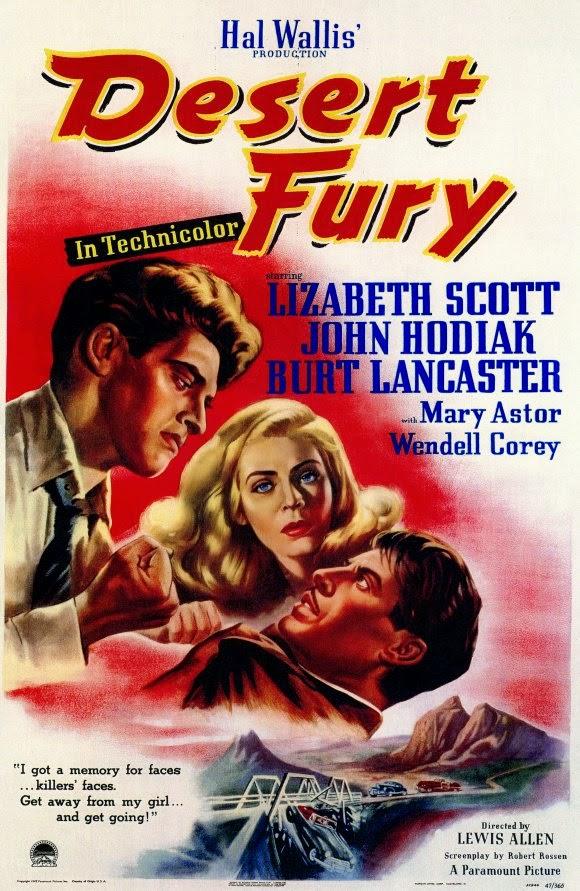 Image result for DESERT FURY 1947 movie