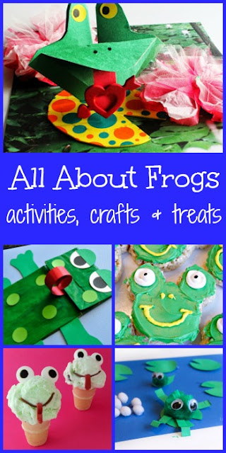 Frog Activities for save the frog Day April 30th and spring in general. Great kids activities for toddler, preschool, kindergarten, 1st grade, 2nd grade, and 3rd grade kids.