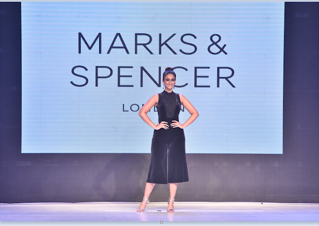 Ileana D'cruz in Marks and Spencer Outfit