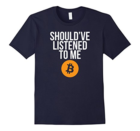 Should 've Listened to Me, Camiseta BTC
