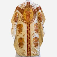 Antique Chasuble by G.F. Bodley