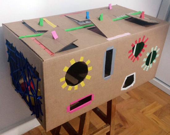 caixa sensorial, diy, faça você mesmo, montessori, método montessori, brinquedo