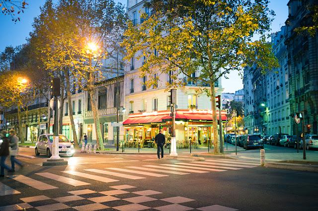 Paris em Outubro