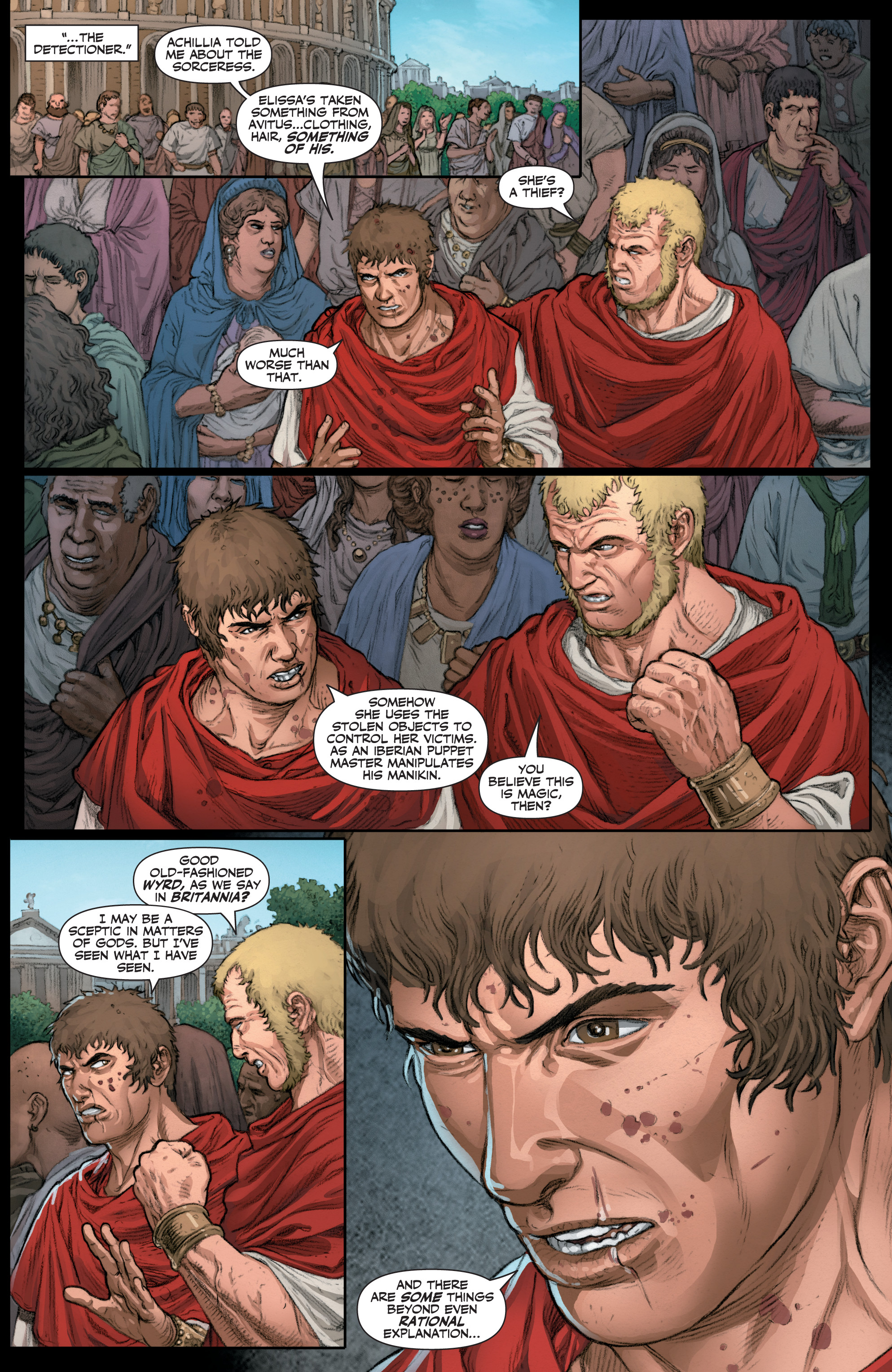 Read online Britannia: We Who Are About To Die comic -  Issue #3 - 17