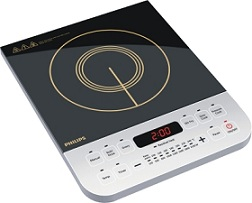 Philips HD4928/01 Induction Cooktop 2100 Watt for Rs.2399 @ Flipkart