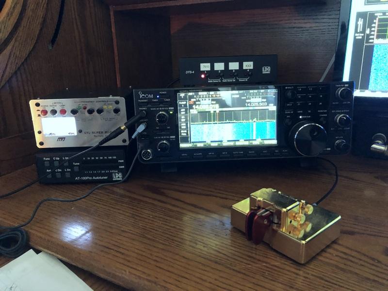 RAC contest and the new IC7610 • AmateurRadio com