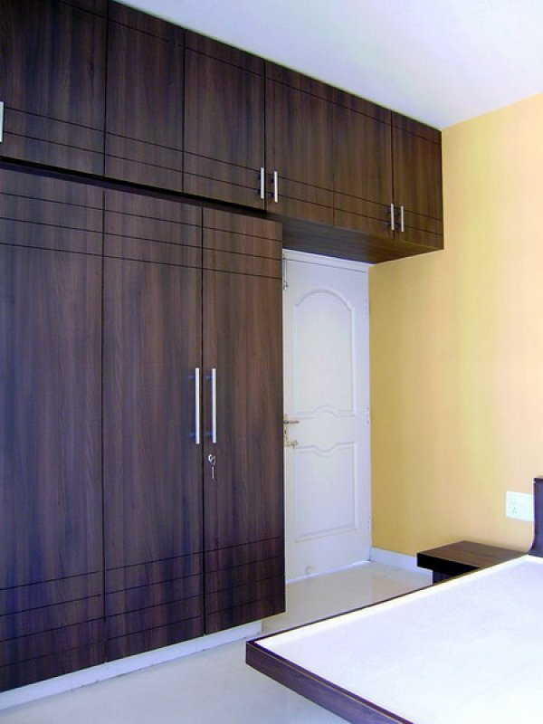 Modern Wardrobe Designs For Bedroom - Dwell Of Decor