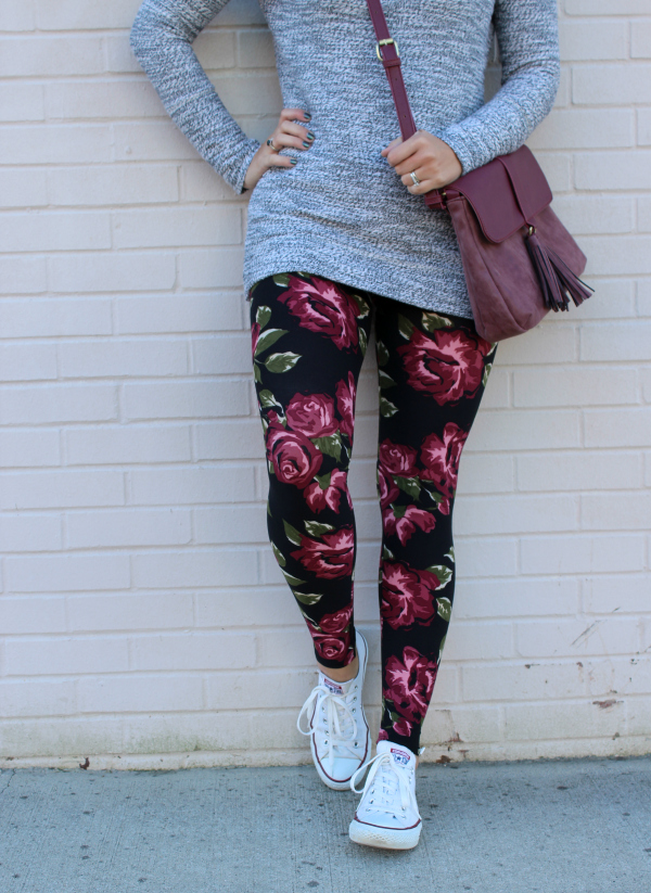 simple addiction, leggings, mom style'
