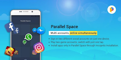 Parallel Space Pro APK (MOD Premium) for Android