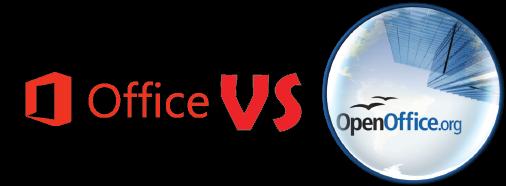 Microsoft Office VS OpenOffice