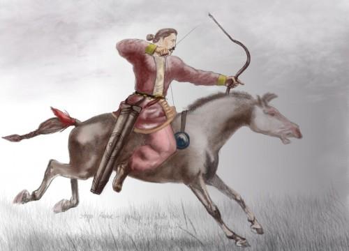Αποκλειστικά άνδρες ήταν οι έφιπποι επιδρομείς που κατέκλυσαν την Ευρώπη πριν από 5 χιλ. χρόνια