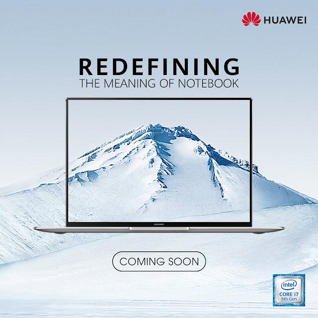 Huawei MateBook in Malaysia Soon