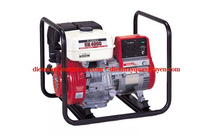 Máy phát điện ELEMAX SH4000 3.7 KVA
