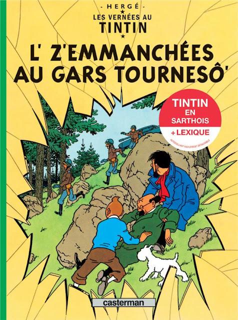 Tintin la rencontre imprevue