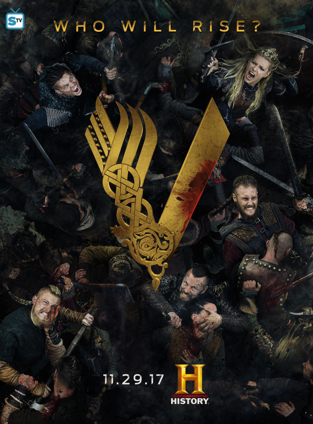Xem Phim Huyền Thoại Vikings 5 2017