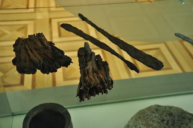 grzywny siekieropodobne z Pohansko u Břeclavi