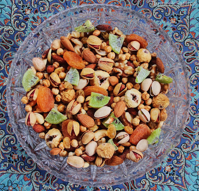 Ajil-Persian Mixed Nuts