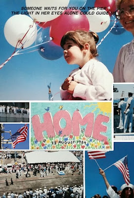 1986 navy hoemcoming