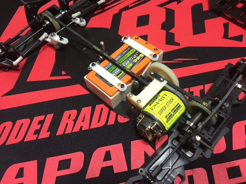Yokomo Hotdog4 build from YR4 kit - Slowbean