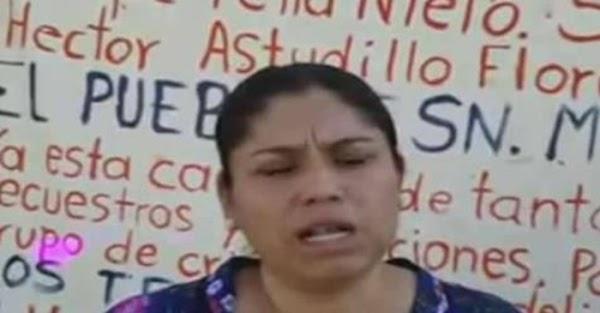 Sicarios secuestran a su marido y ella secuestra a la madre del narco en Guerrero.