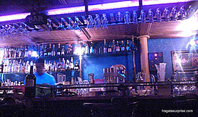 Restaurante Azul Profundo, Santiago do Chile