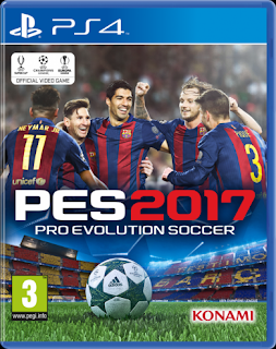 Pro Evolution Soccer 2017 Full Version