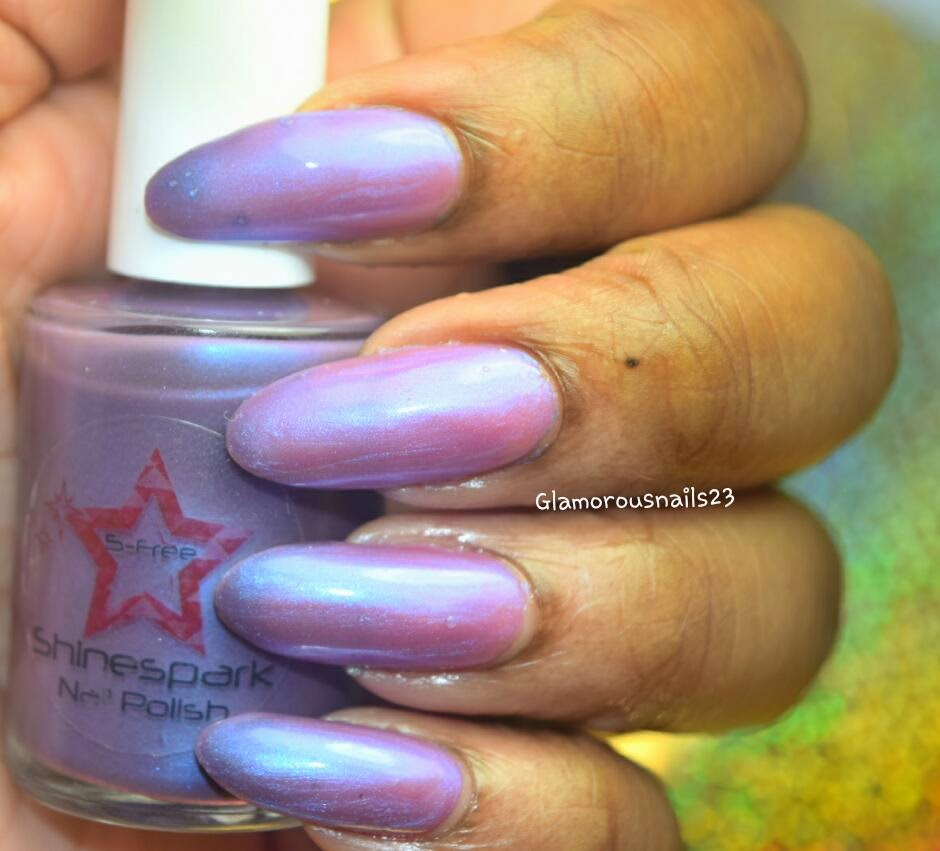 Shinespark Polish Dusk Swatch