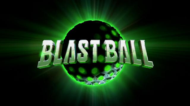 Blast Ball logo Nintendo World Championships
