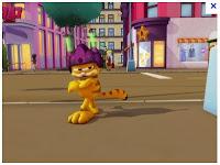 Javier Espinosa Storyboard 2008 The Garfield Show Saison 1 Mastermind Storyboard