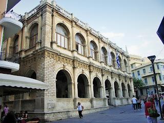 Kreta, Iraklion, Heraklion, Loggia