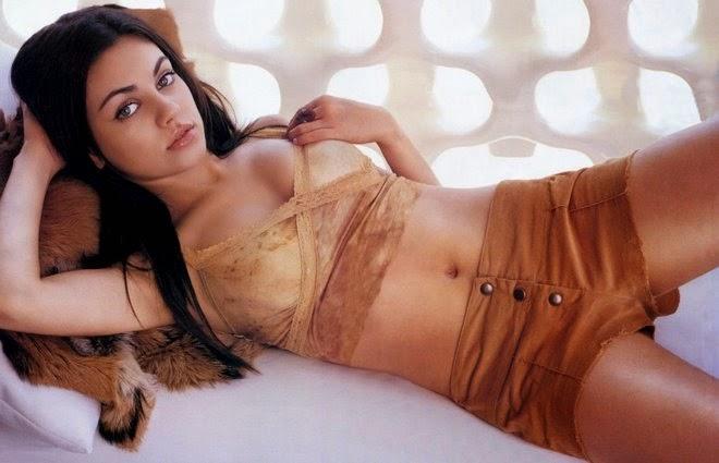 .Mila Kunis