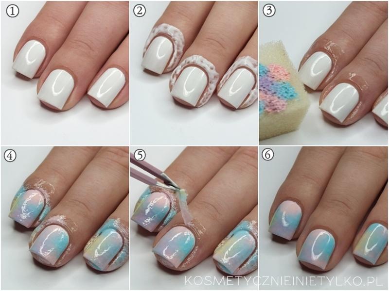 jak oczyścić skórki wokół paznokci