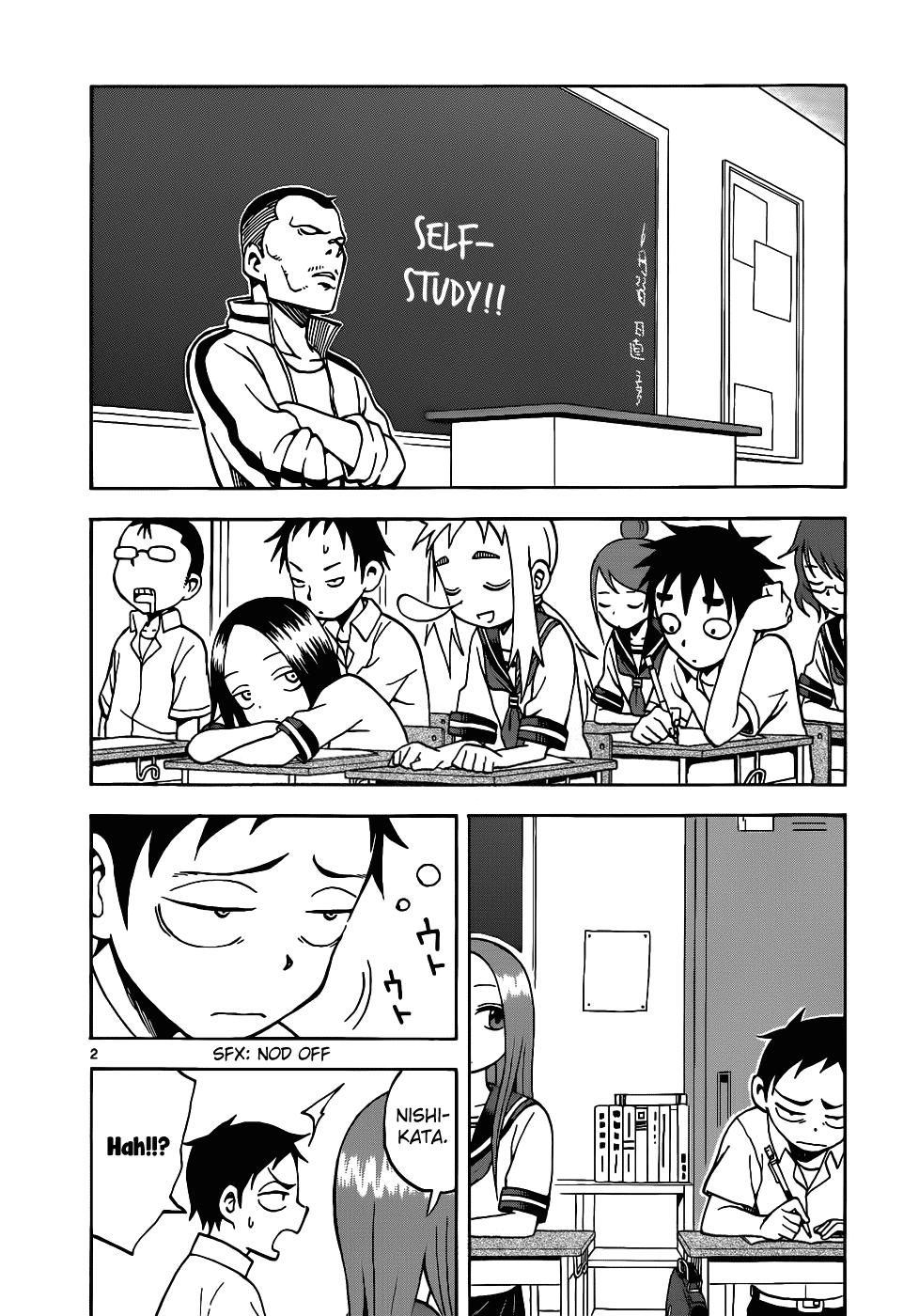 Karakai Jouzu no Takagi-san - Chapter 20