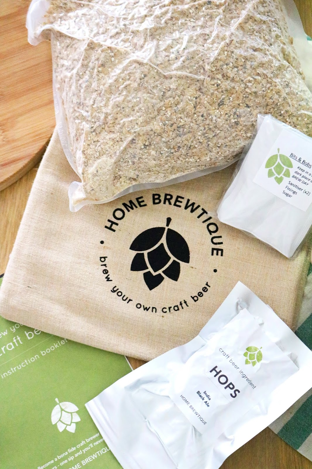 Gift Idea: Home Brewtique