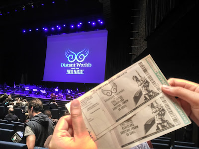 Final Fantasy Distant Worlds Barcelona 2017