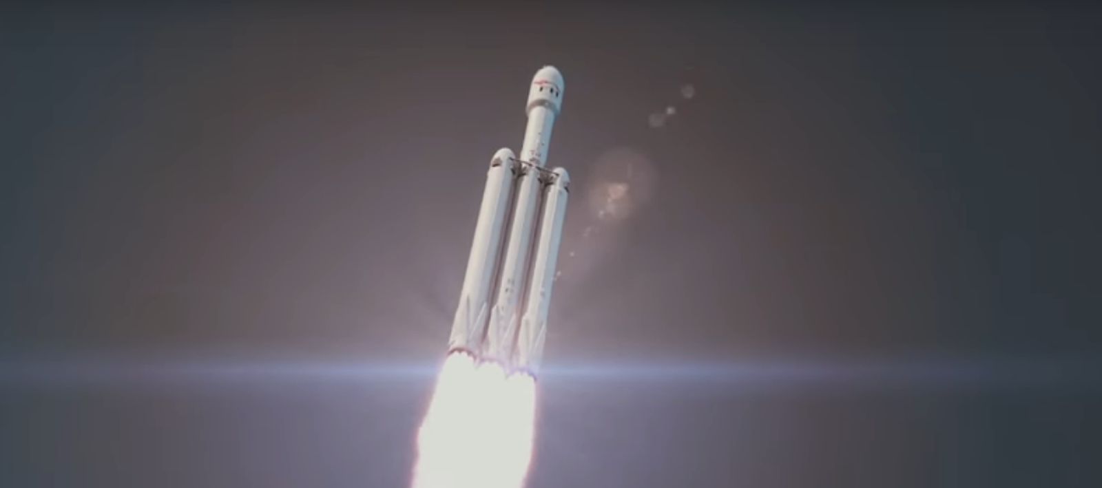 SpaceX Due To Launch the Massive Falcon Heavy Tomorrow