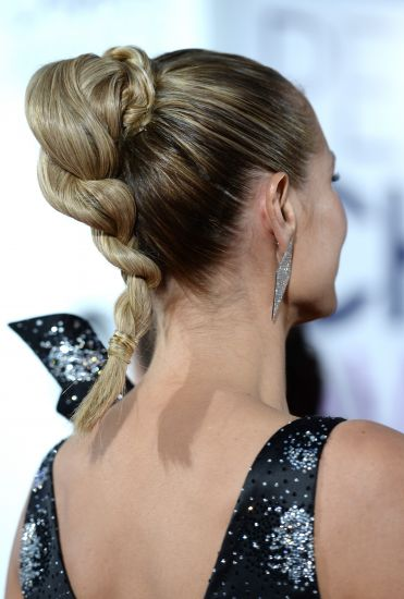 celebrities hairstyle