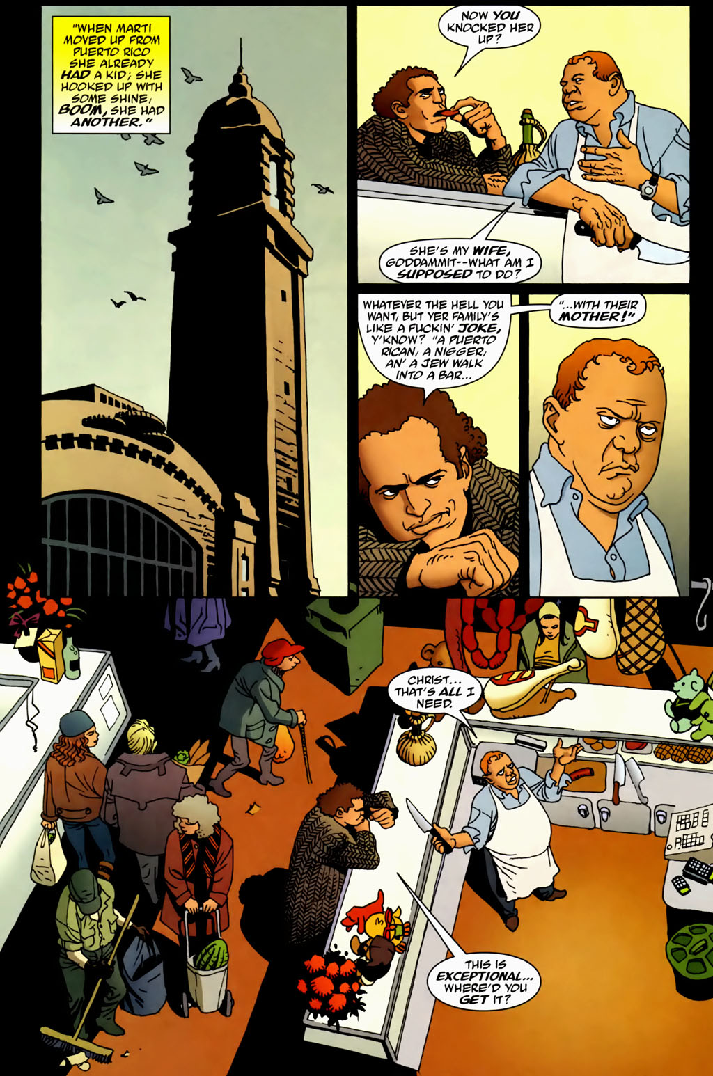 Read online 100 Bullets comic -  Issue #70 - 5