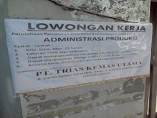PT. Trias Kemas Utama sunter jakarta utara