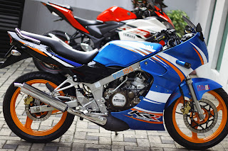 Ciblue - Kawasaki Ninja R 150